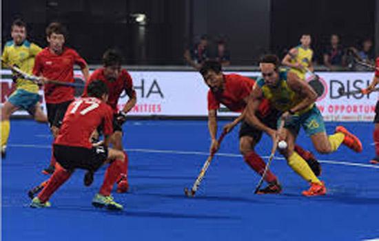 चीन को 11-0 से रौंदा आस्ट्रेलिया ने