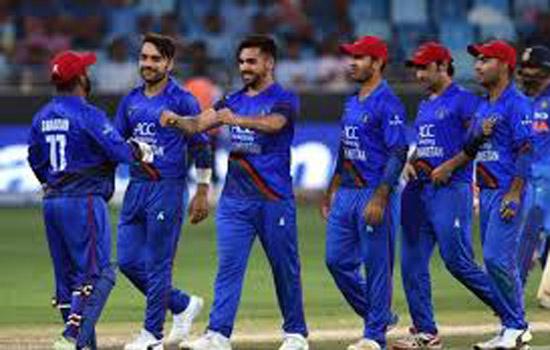 भारत की अफगानिस्तान पर शानदार जीत