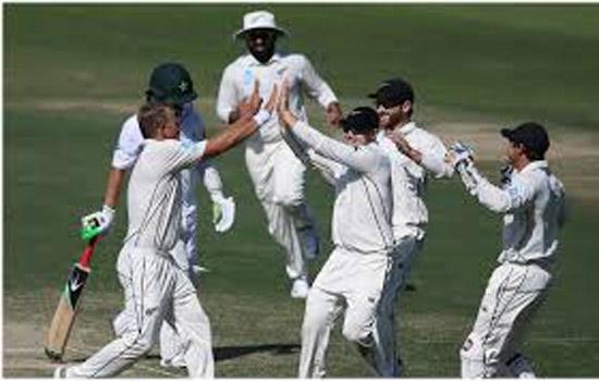 ऐतिहासिक जीत न्यूजीलैंड की