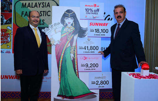 Malaysia Fantastic Deals Package launched for Indian Tourists