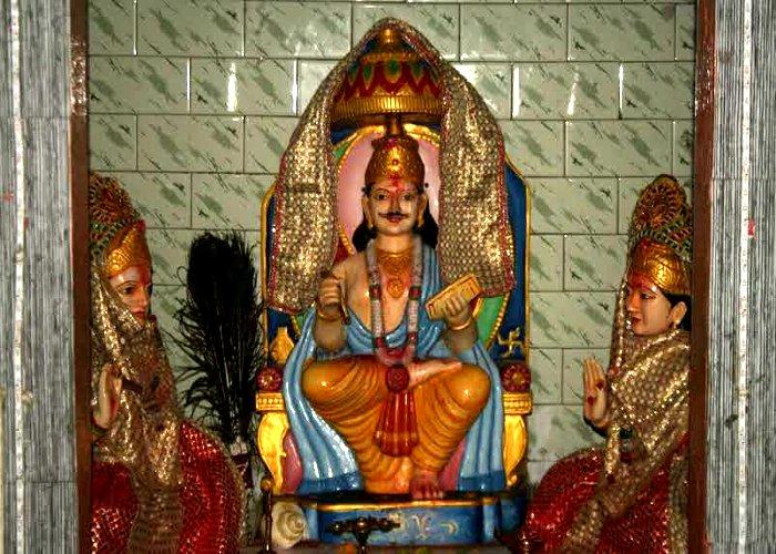 श्री चित्रगुप्त मंदिर स्थापना दिवस पर होगें विभिन्न कार्यक्रम