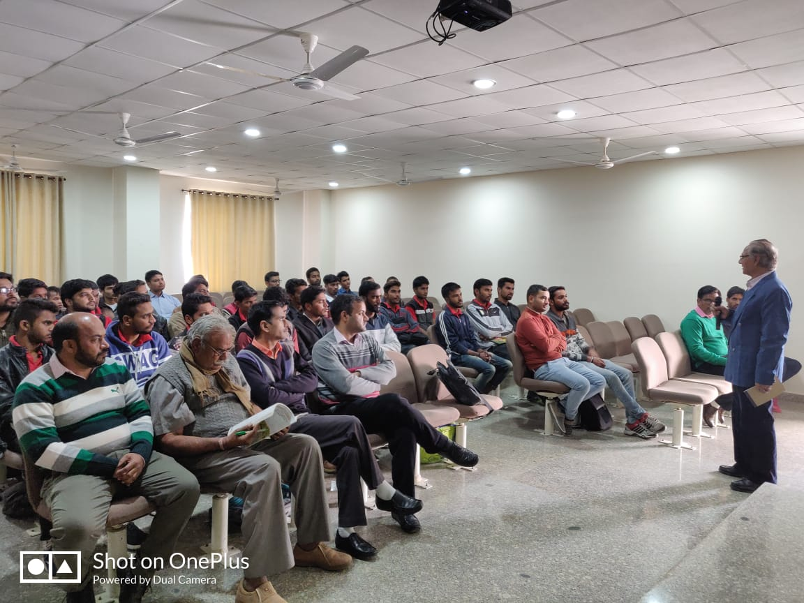 Total Safety Culture & its Support System पर एक दिवसीय कार्यशाला का आयोजन