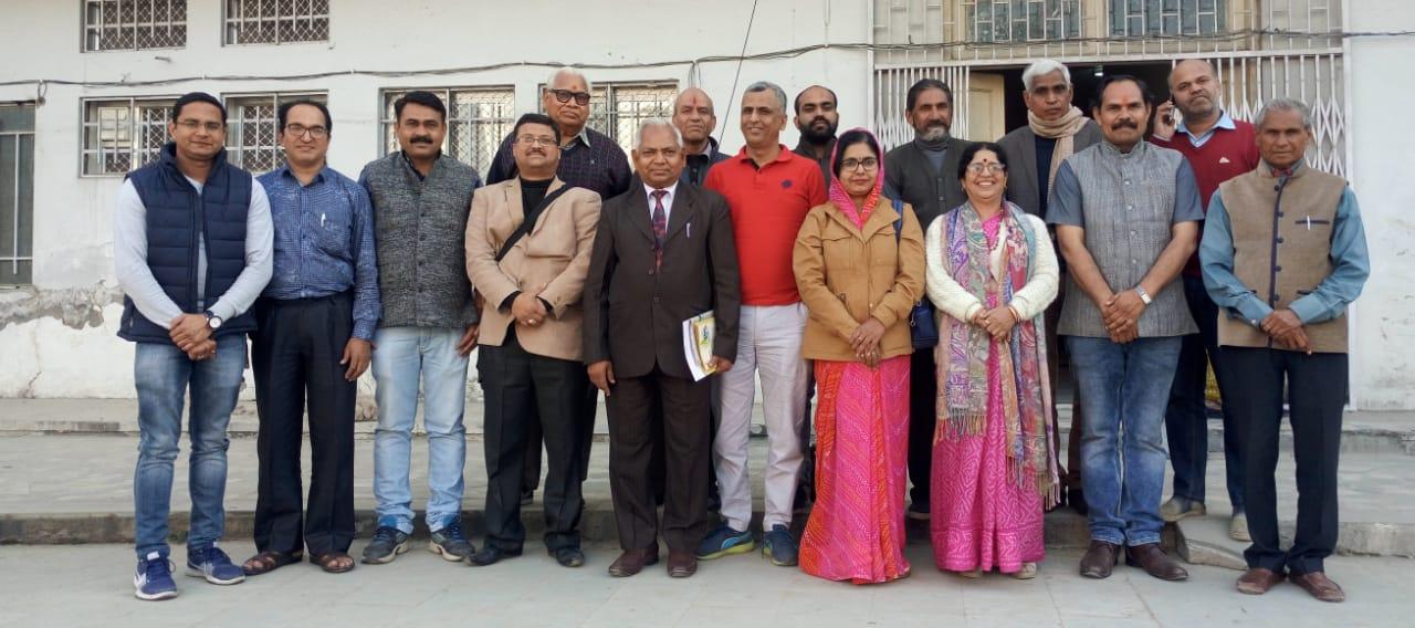 राजस्थानी को संवैधानिक मान्यता को लेकर विचार-विमर्श