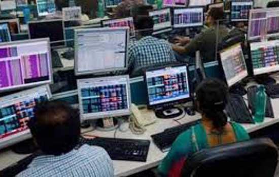 शेयर बाजार की अच्छी शुरुआ