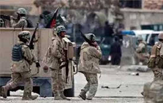 अफगानिस्तान में तालिबान के हमलों में 41 सुरक्षा बलों की मौत