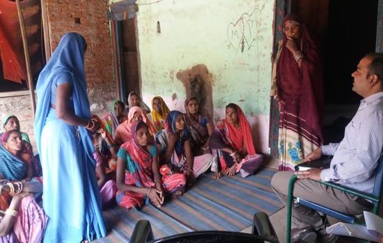 जिले भर में स्वास्थ्य विषयक बैठकों का हुआ आयोजन