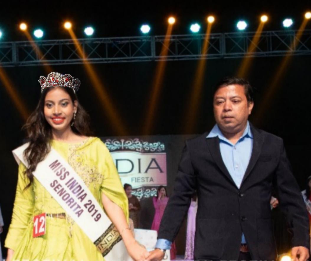 बून्दी की श्रुति ने जीता मिस इंडिया 2019 का ताज