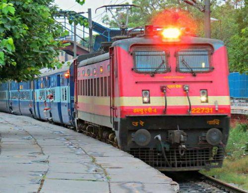 कुभ मेले के लिए किराया स्पेशल रेलसेवा का संचालन