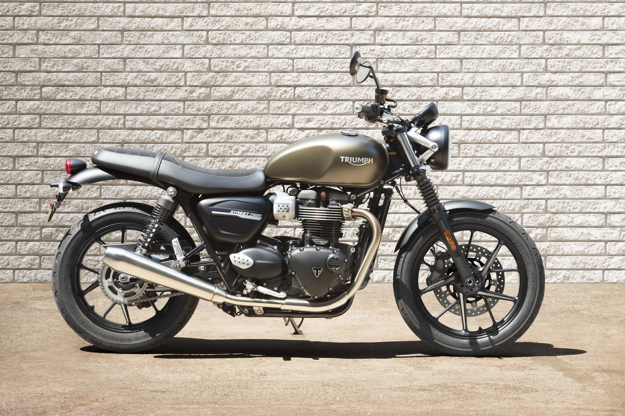 Triumph Motorcycles launches the all-new Street Twin & the new Street Scrambler