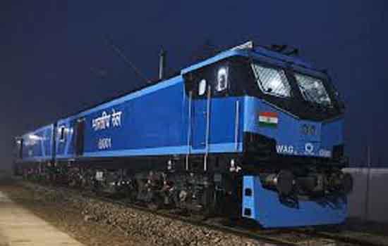 जयपुर-हिसार-जयपुर सवारी गाडी अब होगी डेमू रैक से संचालित