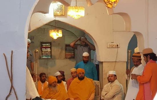 हजरत ख्वाजा मोइनुद्दीन हसन चिश्ती के 807वें सालाना उर्स