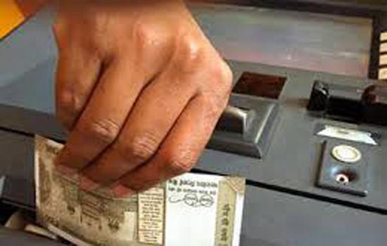 70 करोड़ रुपये की जमा राशि की निकासी पर रोक