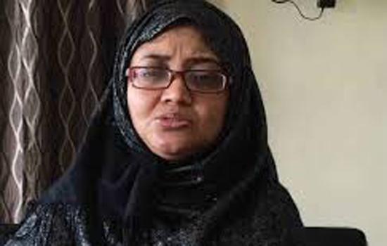 आतंकी भर्ती करने वाली महिला गिरफ्तार