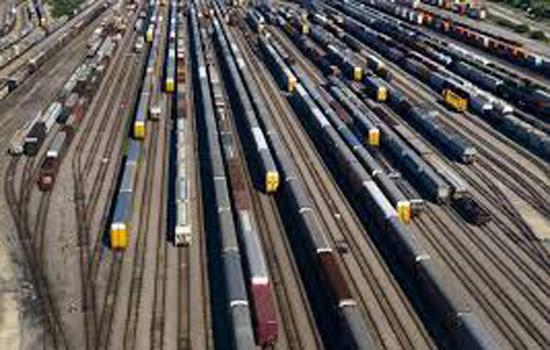 नॉन इण्टर लॉकिंग कार्य के कारण रेल यातायात प्रभावित