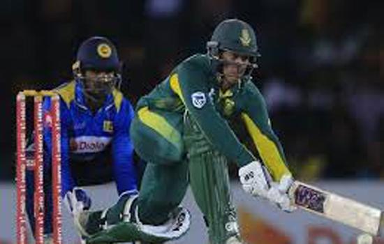 श्रीलंका को हराया दक्षिण अफ्रीका ने
