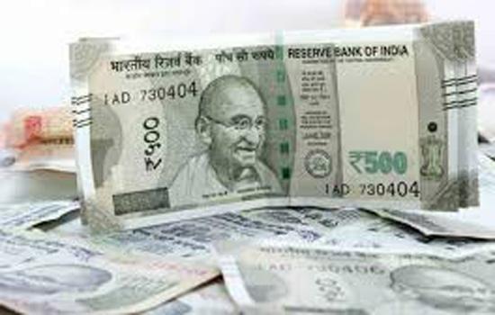 24 पैसे चढ़ा रुपया