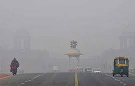 दिल्ली में वापस लौटी सर्दी