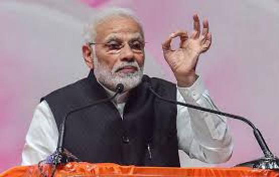 ब्लॉग के जरिए PM मोदी का प्रहार