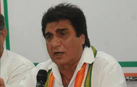 राज बब्बर अब फतेहपुर सीकरी से लड़ेंगे चुनाव