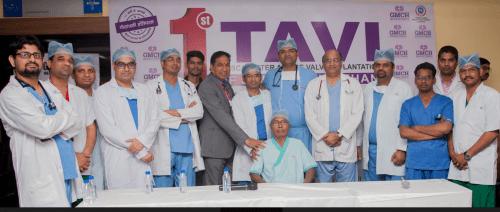 'दक्षिणी राजस्थान का पहला सफल टावी ऑपरेशन'