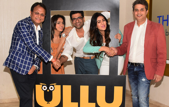 First Look Unveiling of Ullu's Halala