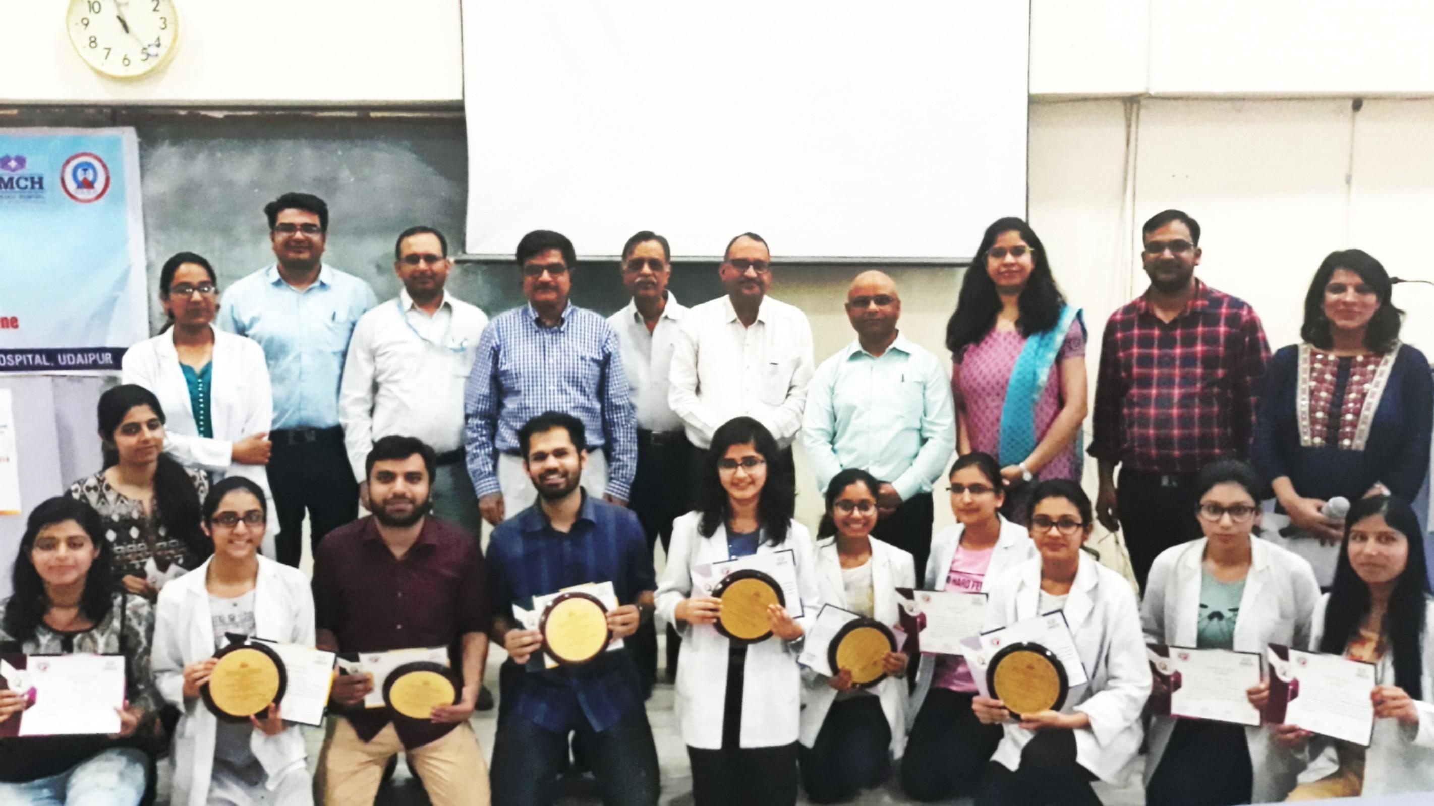 विश्व स्वास्थ्य दिवस पर विभिन्न प्रतियोगिताओं का आयोजन'