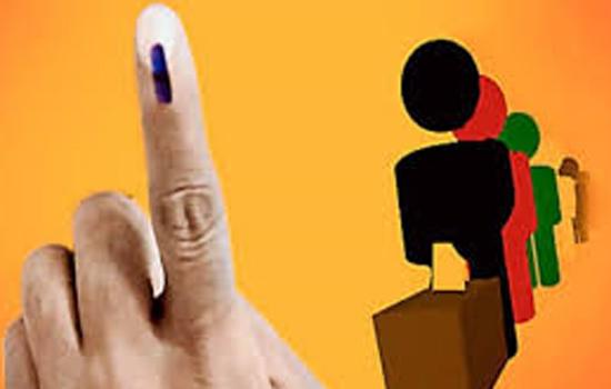 मतदान कर्मियों के मतदान के लिए सुविधा केन्द्र स्थापित