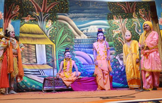 अद्भुत रहा लक्ष्मण के प्रति राम का प्रेम