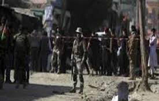 नौ तालिबान आतंकी ढेर अफगानिस्तान में मुठभेड़ में