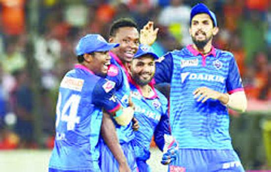 दिल्ली को शानदार गेंदबाजों ने दिलाई जीत