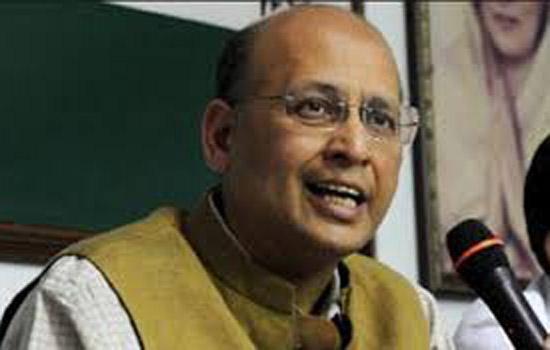 आजम के बयान पर करवाई करे: सिंघवी