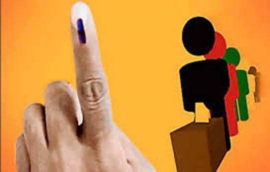 चुनाव नियंत्रण कक्ष क्रियाशील