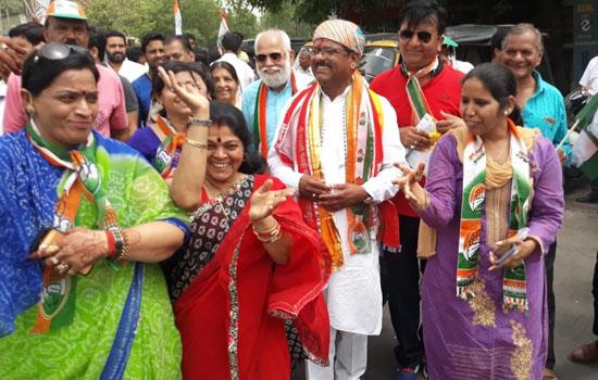 जनता जुमलेबाजी और झूठ बोलकर राजनीति करने वाली भाजपा को पहचान चुकी-रघुवीर मीणा