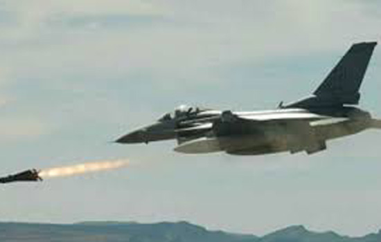 रूसी वायुसेना ने इदलिब में गोलाबारी की