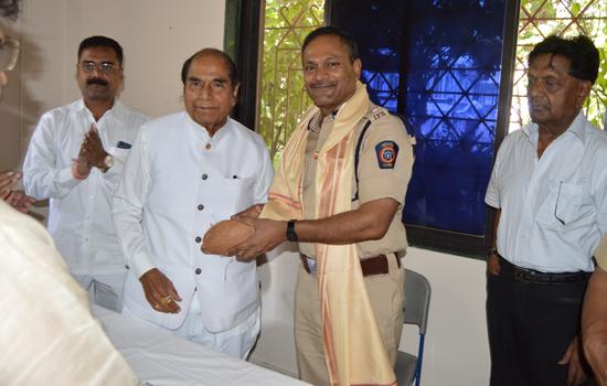 Police Chowki Inaugurated at Ajeenkya DY Patil University Campus
