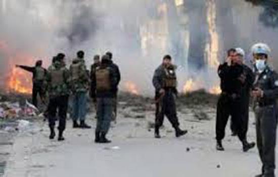 15 आतंकी मारे गए अफगानिस्तान में