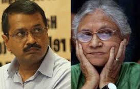 शीला दीक्षित और केजरीवाल से दिल्ली नाराज