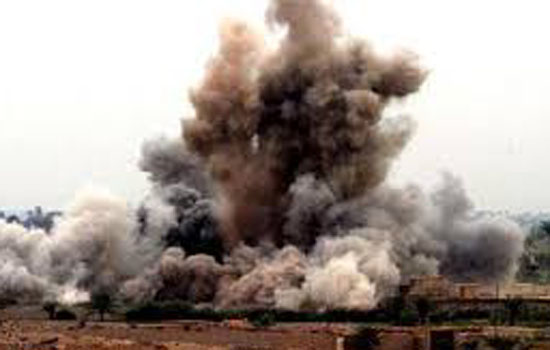 अफगानिस्तान में दो हवाई हमले में 14 लोग मारे गए