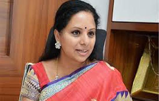 मुख्यमंत्री KCR की बेटी कविता को नहीं मिली सफलता