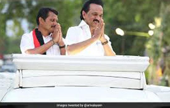 लोकसभा में DMK होगी तीसरी सबसे बड़ी पार्टी