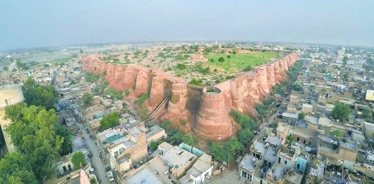 हनुमानगढ़ : सभ्यता का पालन स्थल