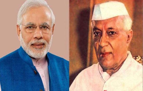 राष्ट्र निर्माण में नेहरु के योगदान को याद करते हुए दी श्रद्धांजलि PM मोदी ने