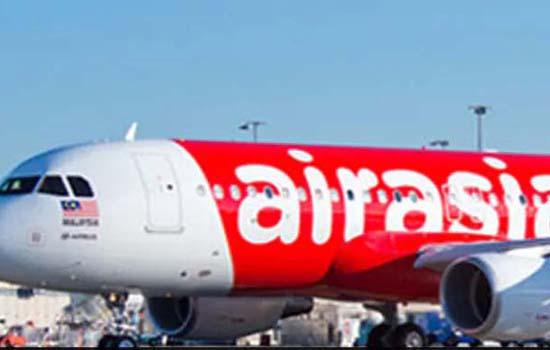 एयर एशिया की फ्लाइट पर हमले की धमकी