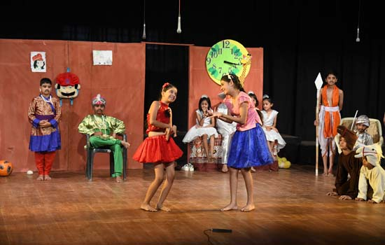 बाल नाट्य शिवि का समापन, दो बाल नाटकों का मंचन