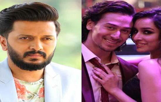 रितेश देशमुख 'बागी 3' में टाइगर और श्रद्धा के साथ दिखाई देंगे