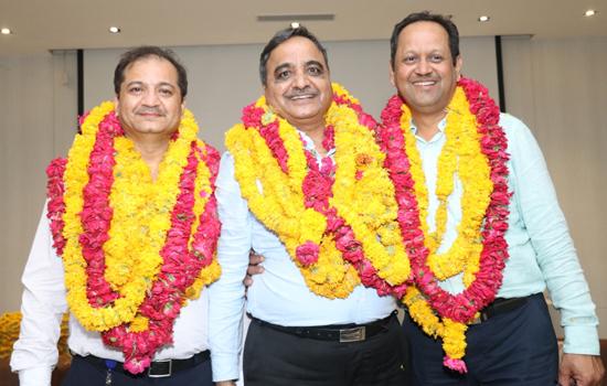श्री रमेश कुमार सिंघवी यू.सी.सी.आई. के अध्यक्ष पद पर निर्वाचित