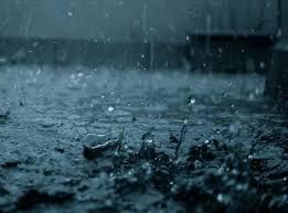 जिले में अब तक 25 मीमी वर्षा