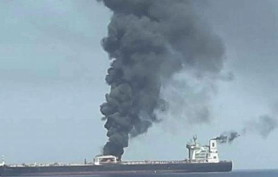 ओमान की खाड़ी में 44 नाविकों को बचाया ईरान ने