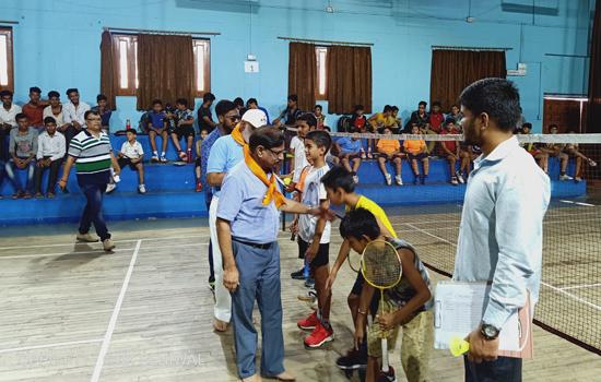खेल प्रतियोगिताओं का आयोजन युवाओं के लिए जरूरी - भाटी