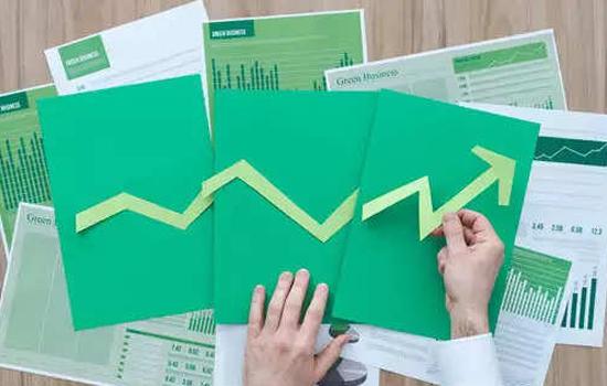 बाजार पूंजीकरण में इजाफा